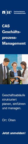 CAS Geschäftsprozess-Management